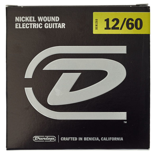 Dunlop Electric Guitar String 12/60
