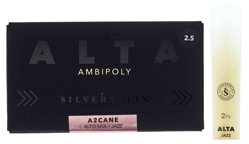 Silverstein Ambipoly Jazz Alto 2.5