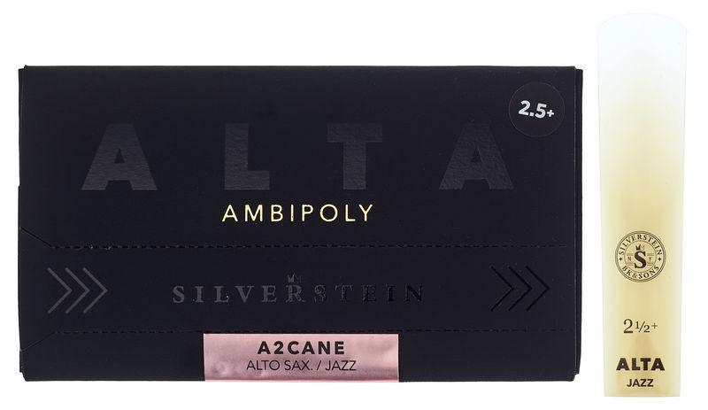 Silverstein Ambipoly Jazz Alto 2.5+