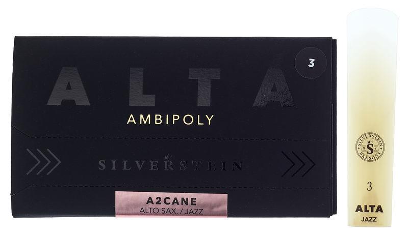 Silverstein Ambipoly Jazz Alto 3.0