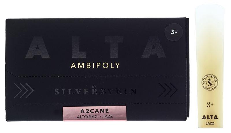 Silverstein Ambipoly Jazz Alto 3.0+