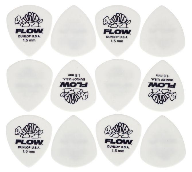 Dunlop Flow Standard Pick Set 1,50 mm
