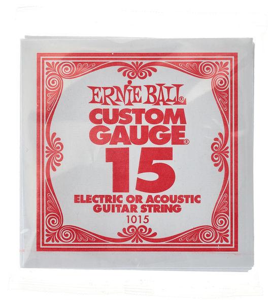 Ernie Ball 015 Single String Slinky Set