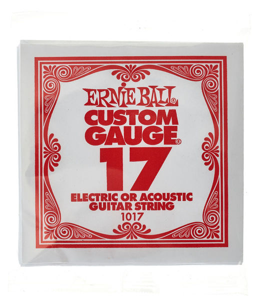 Ernie Ball 017 Single String Slinky Set