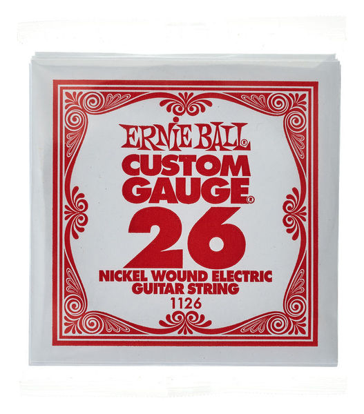 Ernie Ball 026 Single String Wound Set