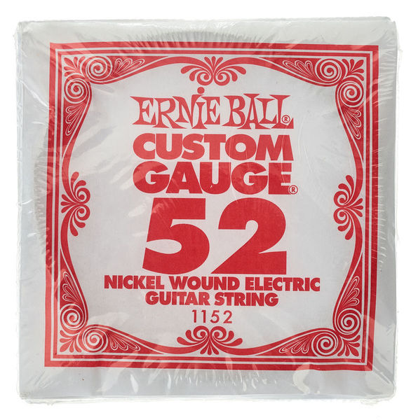 Ernie Ball 052 Single String Wound Set