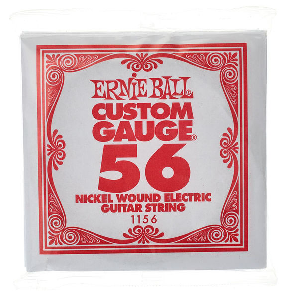Ernie Ball 056 Single String Wound Set