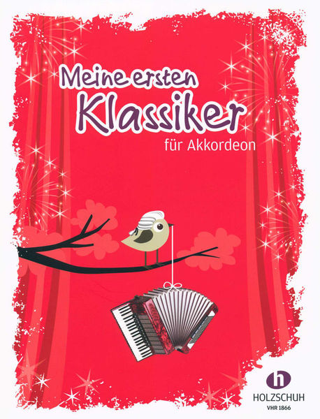 Holzschuh Verlag Meine ersten Klassiker Akkord.