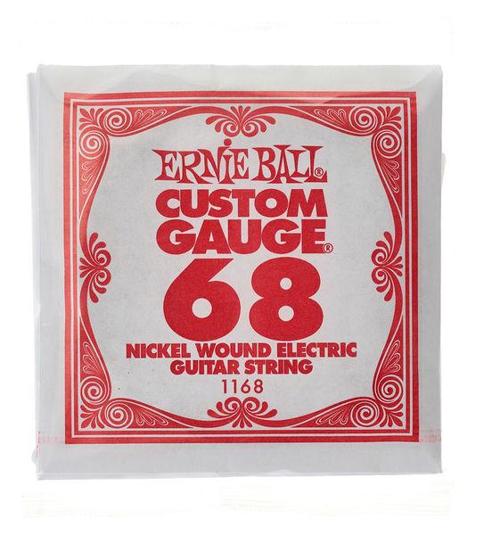 Ernie Ball 068 Single String Wound Set