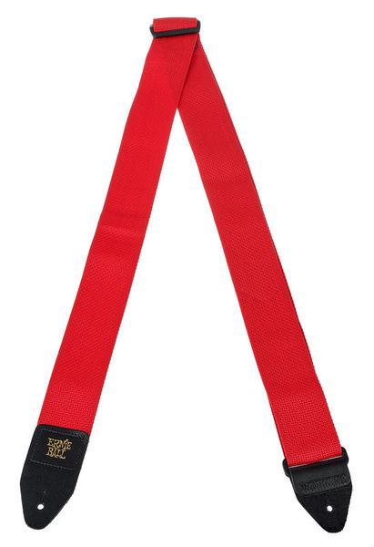 Ernie Ball 4040 Poly Strap Red