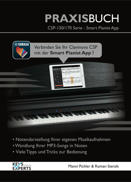 Keys Experts Verlag CSP Smart Pianist Praxis Buch1