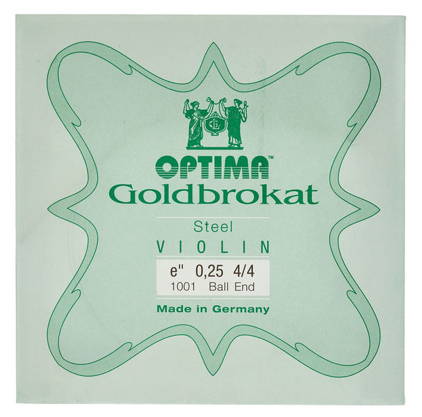 "Optima Goldbrokat e"" 0.25 light BE"