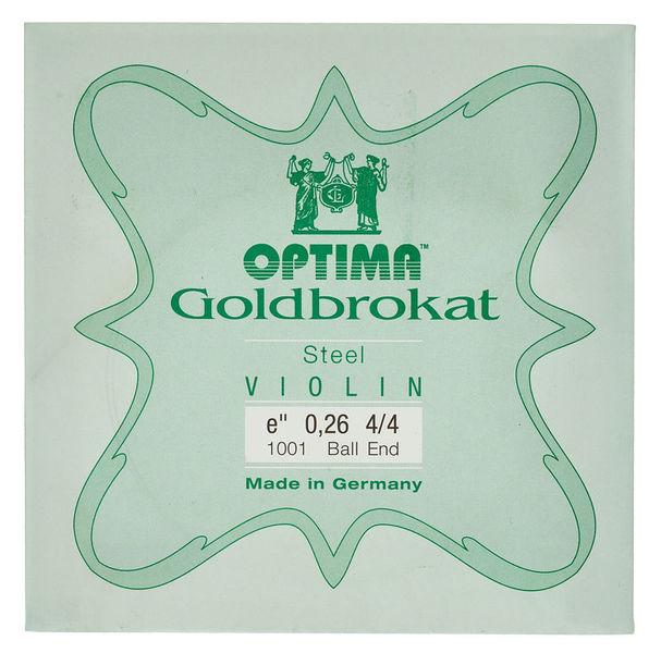 """Optima Goldbrokat e"""" 0.26 medium BE"""