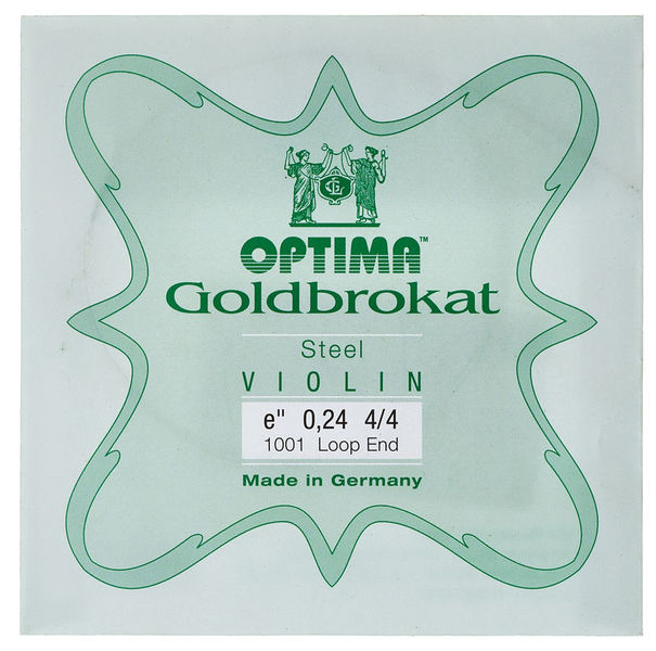 "Optima Goldbrokat e"" 0.24 x-light LP"