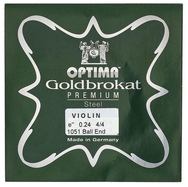 "Optima Goldbrokat Premium e"" 0.24 BE"