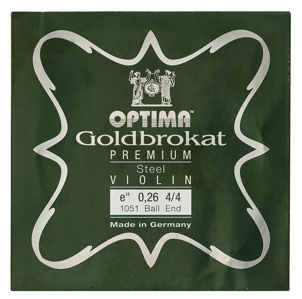 "Optima Goldbrokat Premium e"" 0.25 BE"