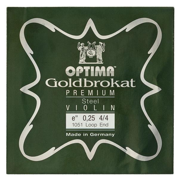 "Optima Goldbrokat Premium e"" 0.25 LP"