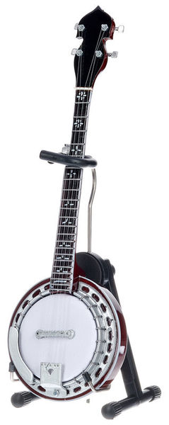 Axe Heaven Classic Banjo Rosewood Back