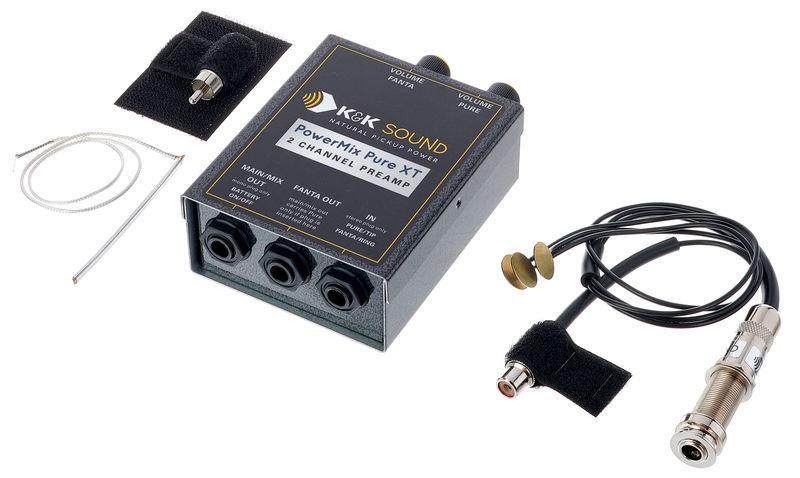 K&K PowerMix Pure XT Mini System