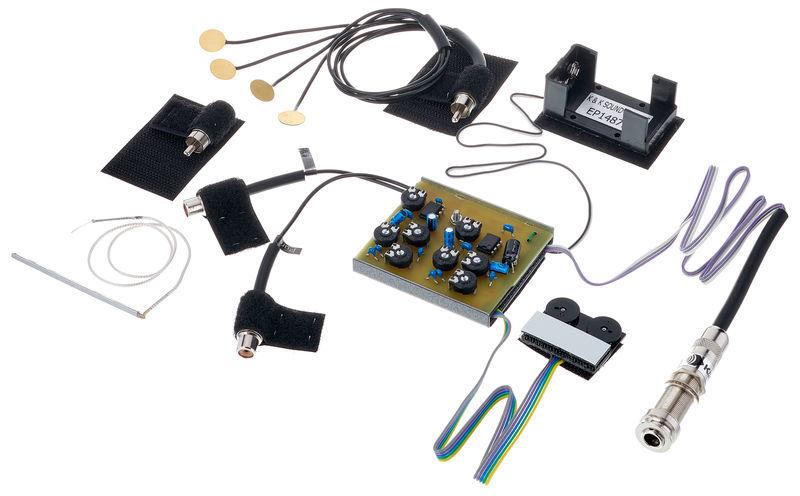 K&K PowerMix Pure Classic System
