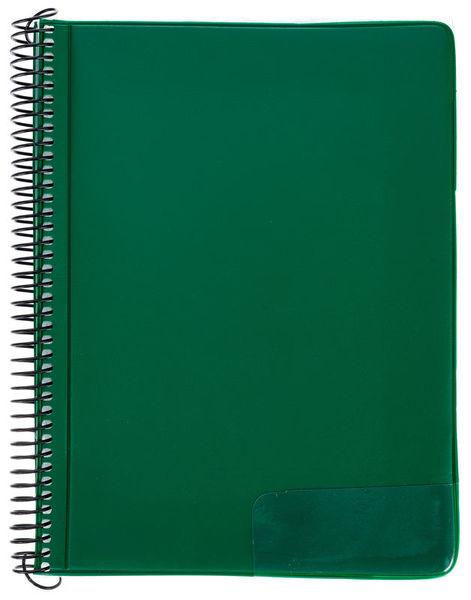 Star Marching Folder 145/30 Green