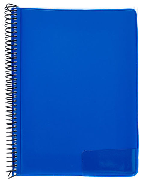 Star Marching Folder 145/30 Blue