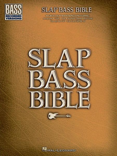 Hal Leonard Slap Bass Bible