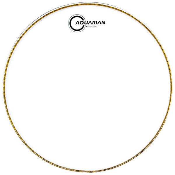 "Aquarian 13"" Reflector Ice White"