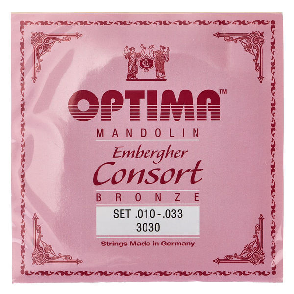 Optima 3030 Lenzner Consort Mandolin