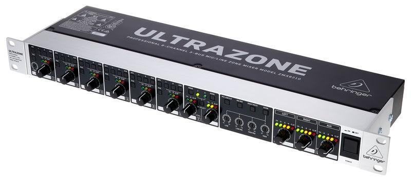 Behringer ZMX8210 V2 Ultrazone
