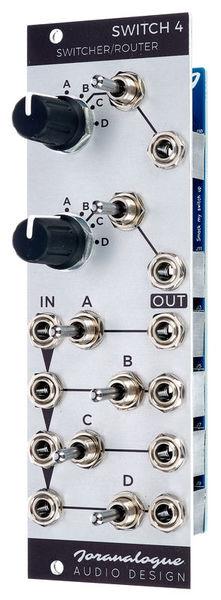 Joranalogue Audio Design Switch 4