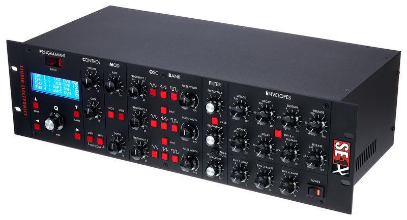 Studio Electronics SE-1X 2019