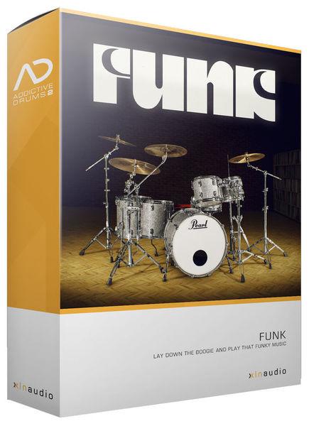 XLN Audio AD 2 Funk