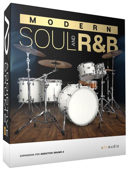 XLN Audio AD 2 Modern Soul And R&B
