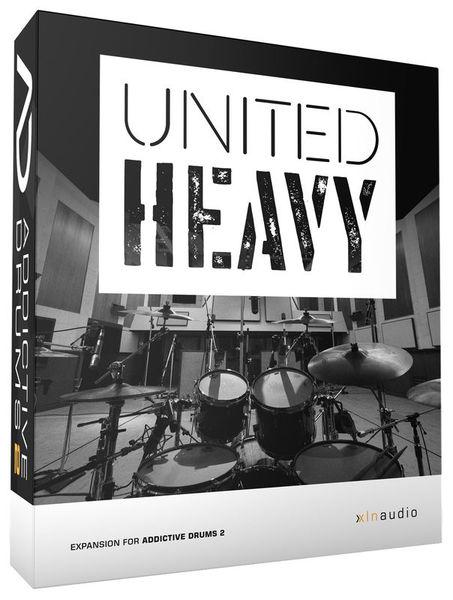 XLN Audio AD 2 United Heavy