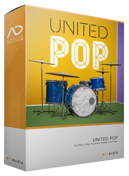 XLN Audio AD 2 United Pop