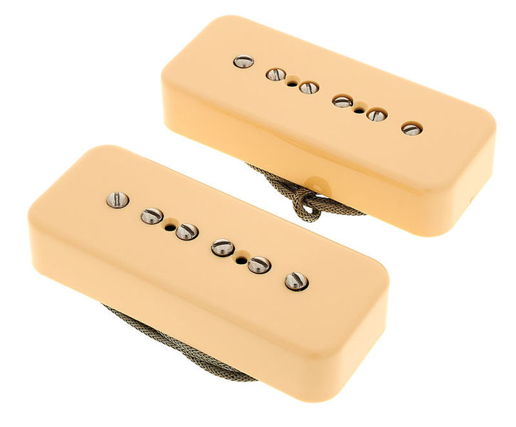 Lollar P-90 Soapbar Set CR