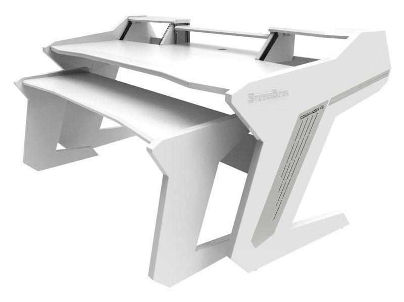 Studio Desk Commander V2 Set All White