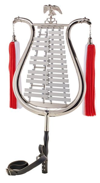 JK Lyra 120 Set red