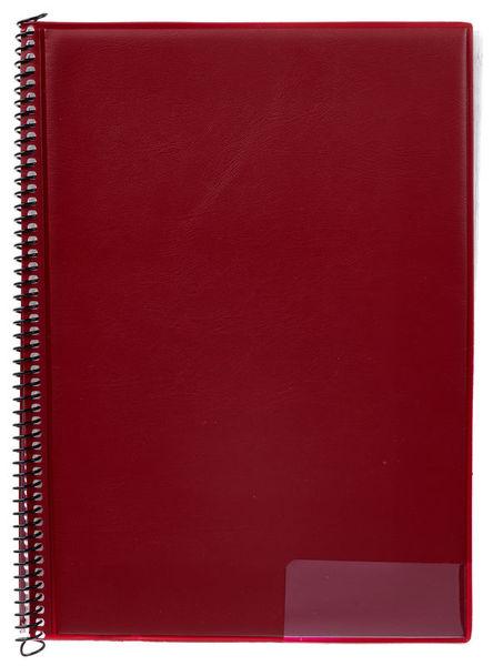 Star Music Folder 600/25 Red
