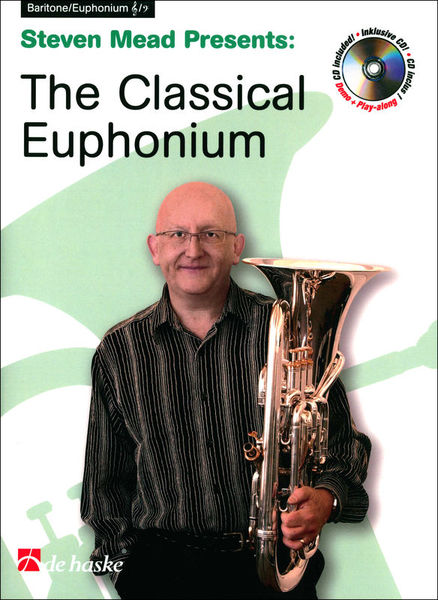 De Haske Steven Mead Classical Euphoniu
