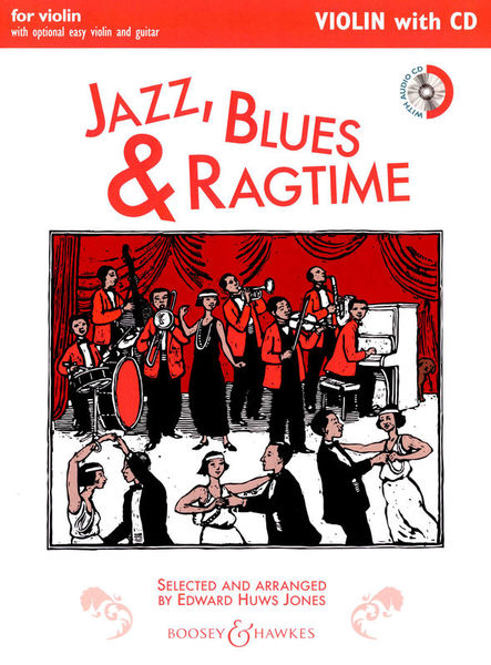 Boosey & Hawkes Jazz, Blues & Ragtime