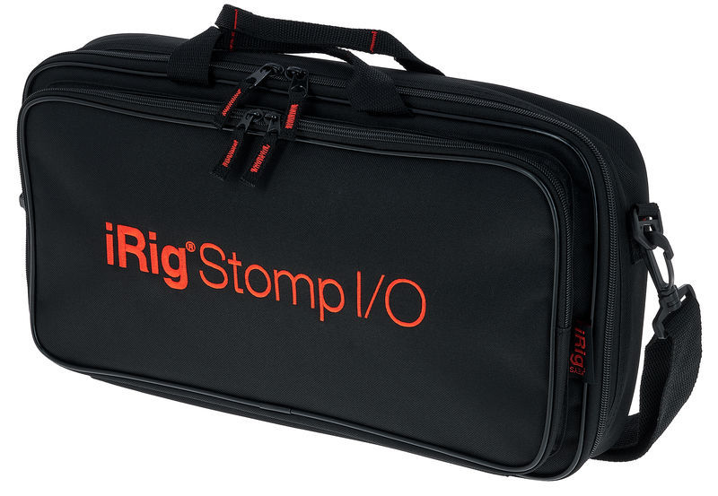 IK Multimedia iRig Stomp I/O Travel Bag