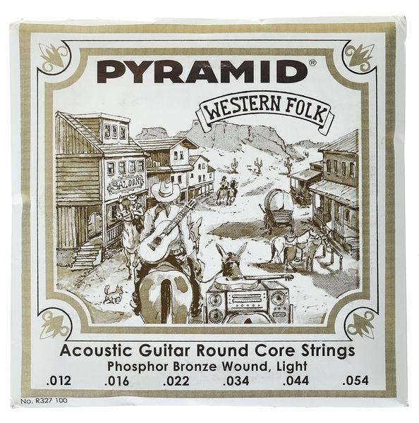 Pyramid Western Strings .012-.054