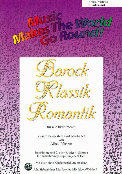 Siebenhüner Musikverlag Barock/Klassik/Romantik Violin