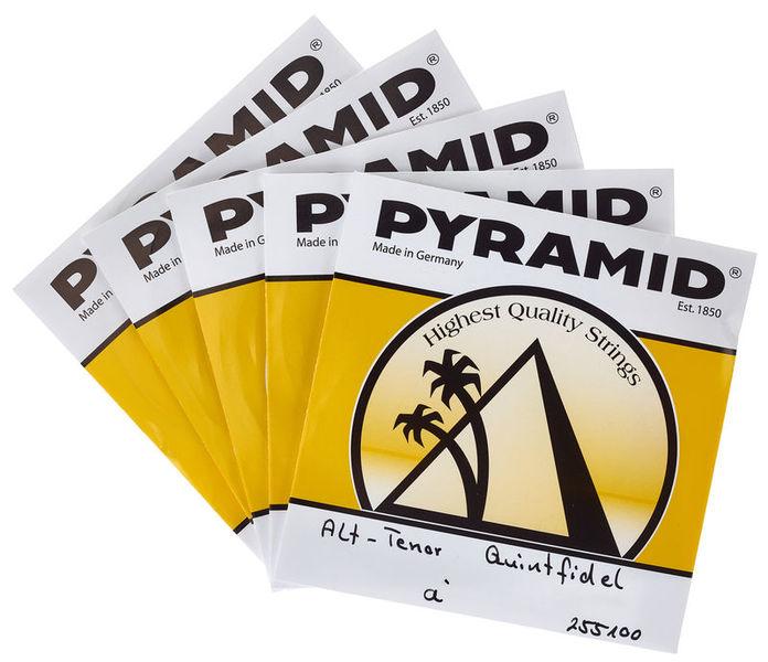Pyramid Alt-Tenor Quintfidel Strings