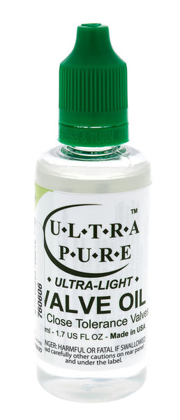 Ultra-Pure Valve Oil Ultra Light