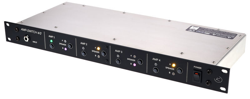 Tube Amp Manufactur Amp-Switch 4/2 V2