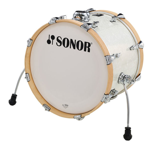 """Sonor 18""""x14"""" AQ2 Bass Drum WHP"""