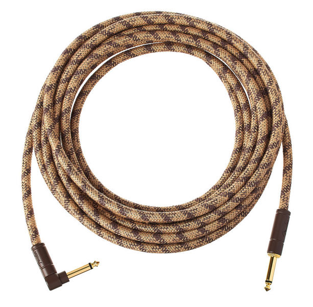 Fender FV Series Cable Pure Hemp BR